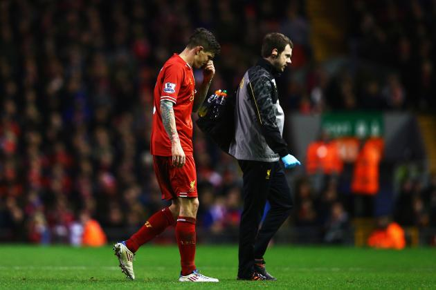 How Liverpool Will Cope Without Daniel Agger