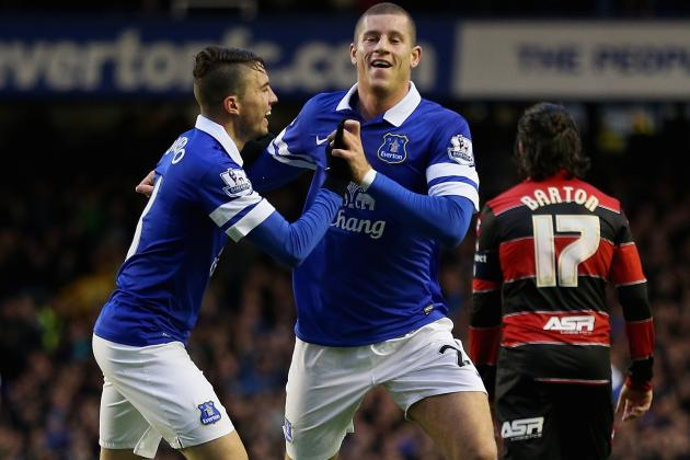 Ross Barkley Injury: Updates on Everton Star's Status and Return