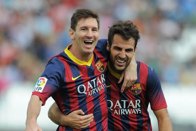 Is Cesc Fabregas the Fall Guy Now That King Messi Has Returned?