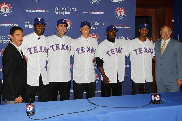 Odds of Top Texas Rangers Prospects Making 2014 Opening Day Roster