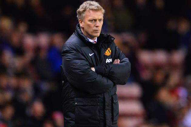 Manchester United Stars Reportedly Turn on David Moyes Amid 25% Wage Cut Talk