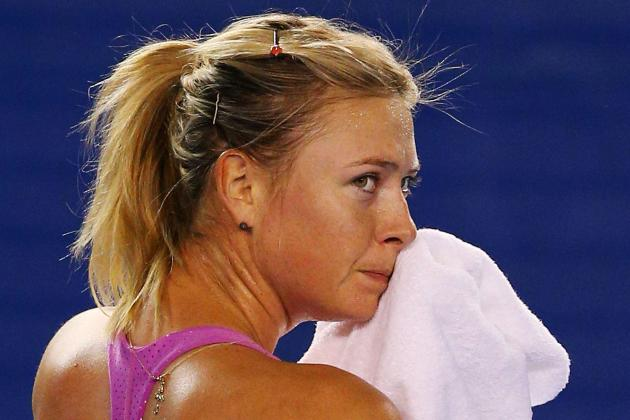 What Maria Sharapova's Loss to Dominika Cibulkova Means for French Open