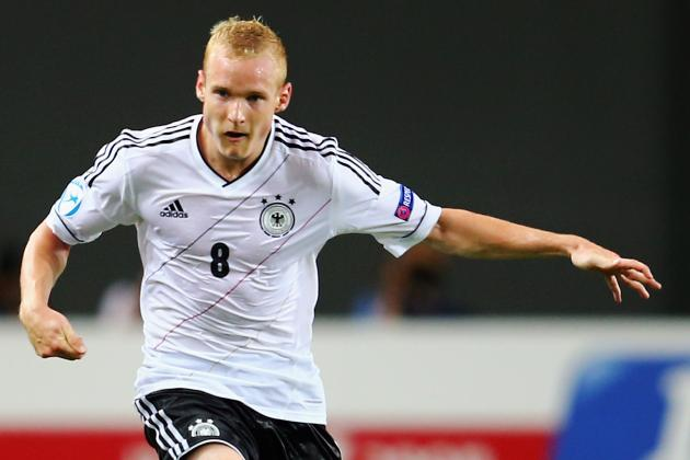 Sebastian Rode Agrees to Join Bayern