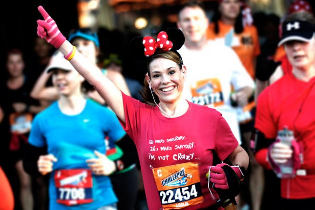 Disney World Marathon 2014: Route, Start Time, Date and More