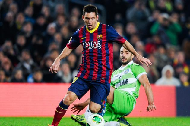 Lionel Messi's Timely Return Sets Up Titanic Clash vs. Atletico Madrid