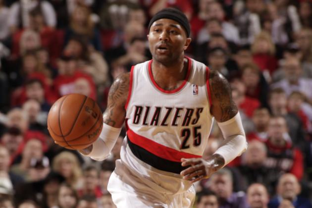 Mo Williams Will Opt out of Blazers Deal, Hopes to Re-Sign in Portland Long Term