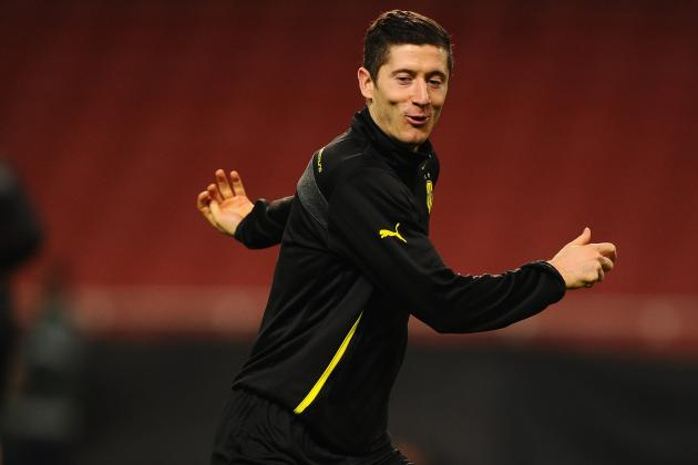 Robert Lewandowski Eyes Extra Security at Dortmund After Bayern Munich Transfer