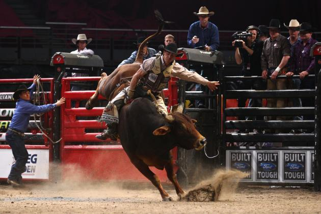 PBR Chicago Invitational 2014: Event Schedule, TV Info, Dates, and Top Riders