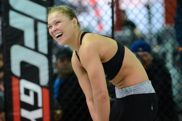 Ronda Rousey Wants to Have '57 Babies' with MMA Legend Fedor Emelianenko