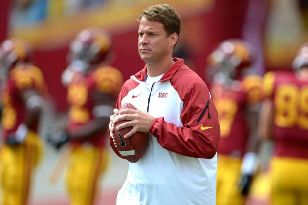 With Doug Nussmeier out at Alabama, Should Nick Saban Consider Lane Kiffin?