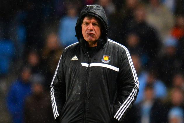 Sam Allardyce: West Ham Manager Retains Support of Owners