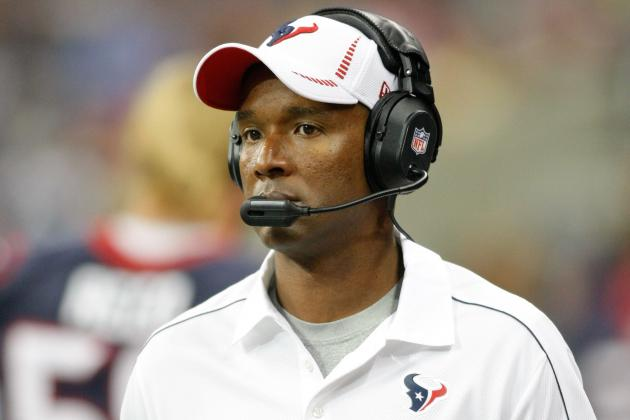 Report: Giants to Interview Ex-Texans QB Coach