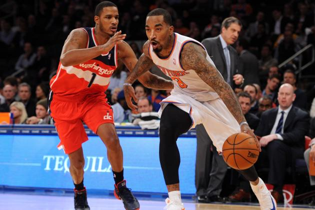 Why New York Knicks' Only Option Is to Hold onto JR Smith