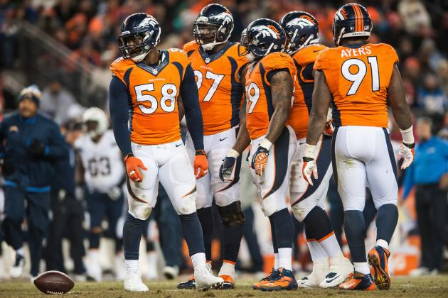 Chargers vs Broncos: Why the Denver Run Defense Holds the Key to Success