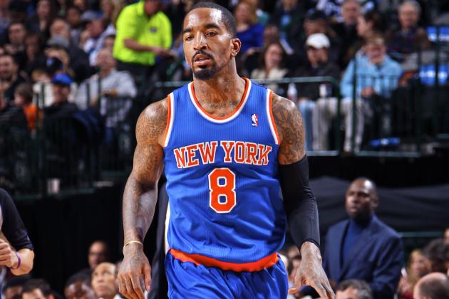 Anonymous NBA Executive Rips JR Smith, Says 'Only an Idiot' Would Trade for Him