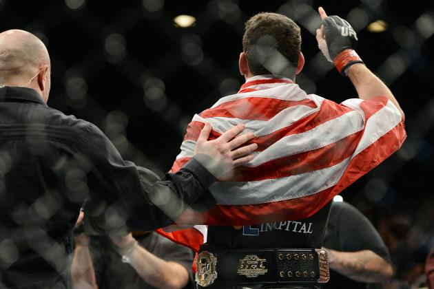 UFC 168 Pay-Per-View Buys Top 1 Million, Second Highest in Promotion's History