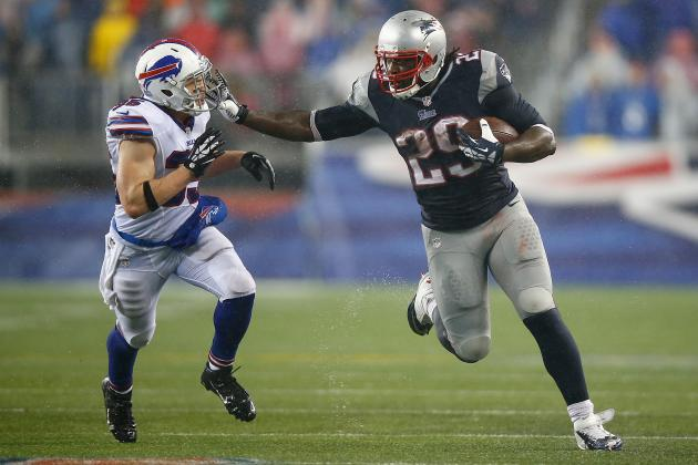 Colts vs. Patriots: Newfound Running Game Will Carry New England to Win