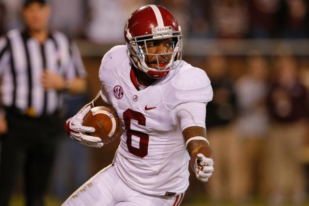 Alabama's Cyrus Kouandjio and Ha Ha Clinton-Dix Reportedly Declare for NFL Draft
