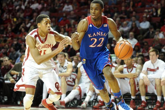 NBA Draft Expert's Notebook: Is Andrew Wiggins' Upside Enough for No. 1 Pick?