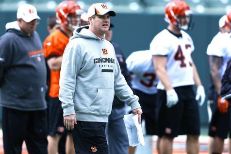 A Week in the Life of Cincinnati Bengals Offensive Coordinator Jay Gruden