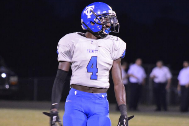 Deontai Williams Commits to Florida: Gators Land 2015 DB Recruit