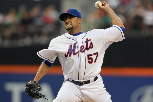 Johan Santana Injury: Updates on Pitcher's Shoulder and Recovery