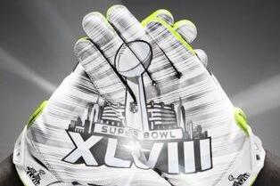 Nike Unveils Gloves, Jackets and Boots for Super Bowl 2014 in New Jersey