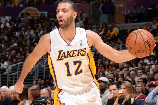 Kendall Marshall Guarantees Lakers Win over Clippers on Friday Night