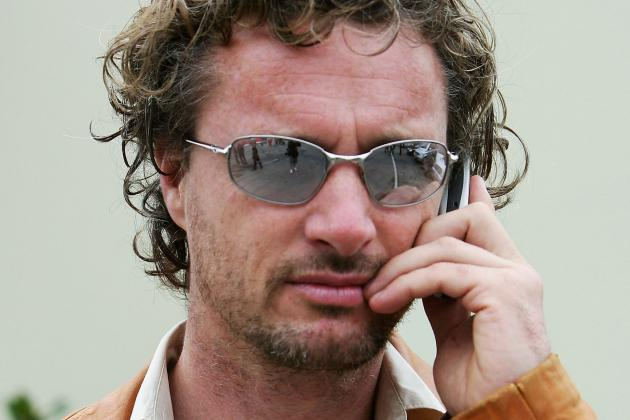 Eddie Irvine Sentenced to Six Months for Nightclub Brawl