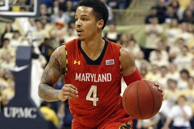 Maryland Stock Report: Seth Allen's Stock Soaring After His Return