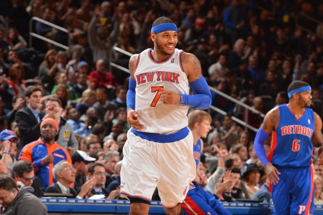 The Massive Flaw with New York Knicks' Plan to Build Around Carmelo Anthony