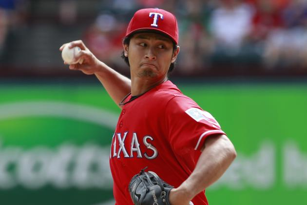 After Back Trouble, Darvish Stays Home in Japan to Prep for Season