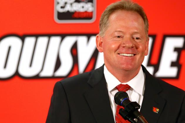 Louisville Re-Hiring Bobby Petrino Is a Big Gamble, but It's Worth the Risk