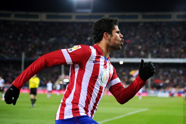 Manchester United Transfer News: Diego Costa Has Better Options Than Red Devils