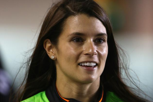 "Danica Looks to Tap into ""New Energy"" at Stewart-Haas"