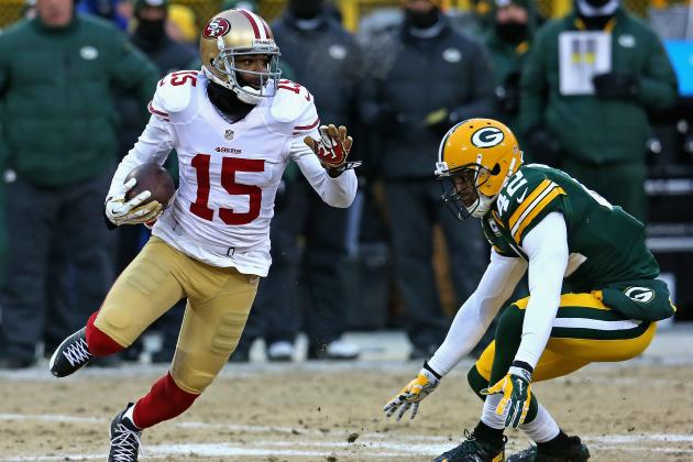 Michael Crabtree: The Difference Between a 49ers' Win and Loss Against Carolina
