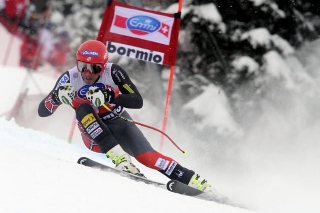 Bode Miller Feels His Age, Knee a Liability