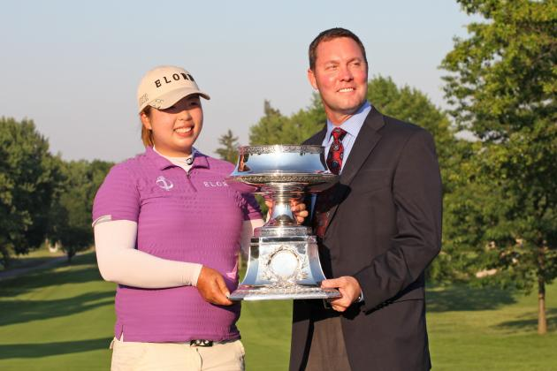 Race to the CME Group Validates LPGA Tour Growth