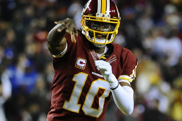 RGIII Wants Pro-Style Offense for Washington Redskins