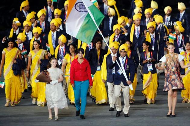India Flag Won't Fly at Sochi Opening Ceremony