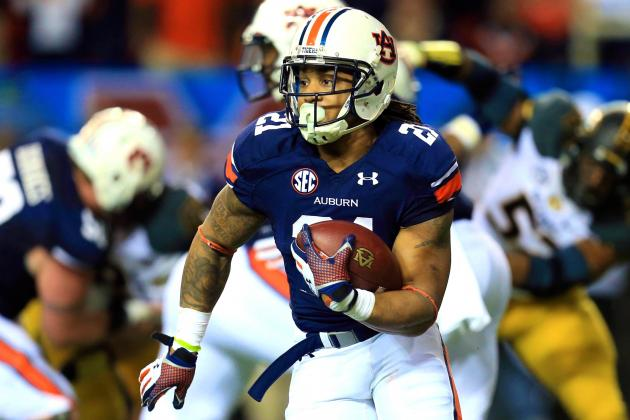 Tre Mason Officially Announces He Will Enter 2014 NFL Draft