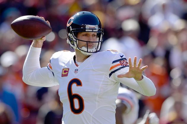 How the Chicago Bears Got the Best End of Jay Cutler's Contract Extension