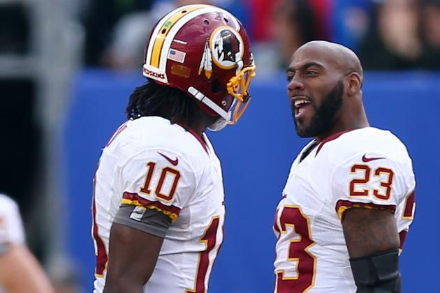 DeAngelo Hall Disagreed with Robert Griffin III's Benching