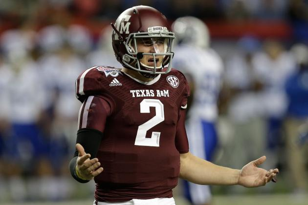 Debate: Is Manziel the Best QB Draft Prospect for Cleveland?