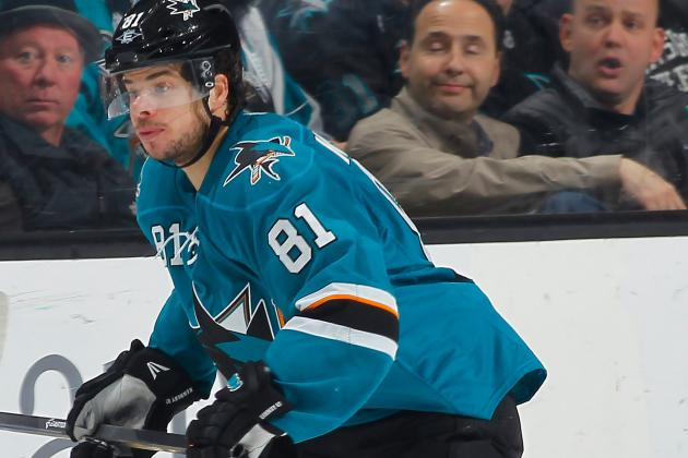San Jose Sharks Get Wingels, Kennedy Back in Lineup