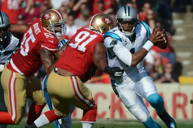 Debate: Predict the Outcome of the 49ers-Panthers Matchup