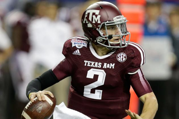 Debate: Is Manziel the Best QB Draft Prospect for Oakland?