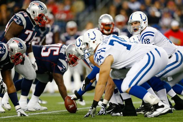 Debate: Predict the Score of the Pats-Colts Showdown