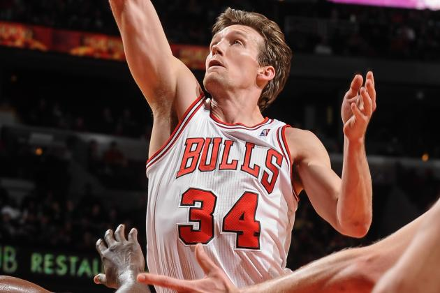 Debate: Should the Rockets Trade for Mike Dunleavy?