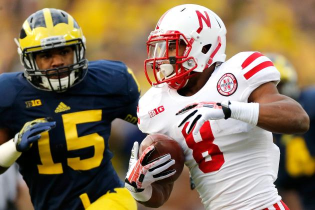 Nebraska RB Ameer Abdullah Will Return to Cornhuskers in 2014